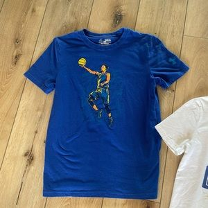 Under Armour Steph Curry T-shirt